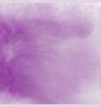 elegant soft purple watercolor texture background vector image vector image