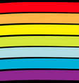 rainbow flag backdrop lgbt gay symbol colorful vector image vector image