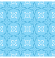 Seamless blue and white pattern with figures vector | Price: 1 Credit (USD $1)