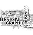 what is graphic design and how can it help my vector image vector image