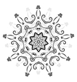 Arabesque ornament for your design vector image vector image