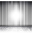 empty scene vector image vector image