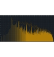 Equalizer Icon Equalizer Icon Equalizer vector image