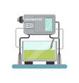 centrifuge equipment for olive oil production vector image vector image