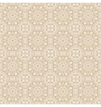 Old lace beige and white background ornamental vector image vector image