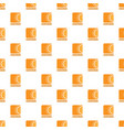 sunscreen pattern seamless vector image vector image