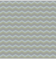Tile pattern with pastel blue and green zig zag vector image vector image