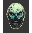 Zombie Hand drawn eps8 vector image