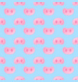 pig snouts seamless pattern for wrapping gifts for vector image vector image