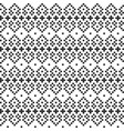pixel geometric seamless pattern backgrounds vector image vector image