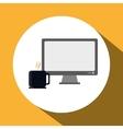 Coffee Shop icon design vector image