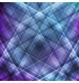 diagonal hi-tech concept against dark background vector image