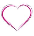 Heart symbol of love Sign of heart outline Heart