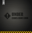 Under construction template background