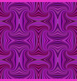 purple seamless abstract hypnotic spiral burst vector image vector image
