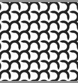 creative seamless geometric pattern - minimalistic vector image vector image