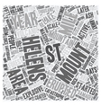Mount St Helens text background wordcloud concept vector image vector image