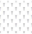 shaver razor pattern seamless vector image vector image