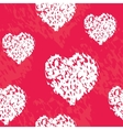 Valentines day postcard vector image vector image