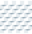 white geometric texture clean paper background vector image vector image