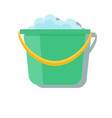 bucket icon cartoon app web logo sign ui vector image