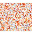 Mosaic Seamless Geometric Pattern vector image