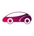 smart car autonomous self driving technology vector image