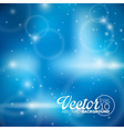 blurred background abstract shiny design vector image