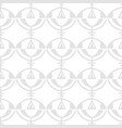 abstract monochrome ethnic seamless patterns on vector image vector image