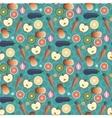 Fruits and Vegetables pattern design
