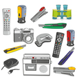 office items vector image vector image