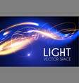 abstract motion light effect futuristic wave vector image