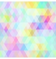 Abstract hipsters seamless pattern with bright vector image vector image