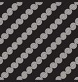 seamless stylish pattern geometric striped vector image vector image