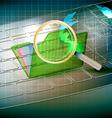 Folder safety vector image vector image