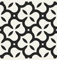 seamless geometric modern pattern with creative vector image vector image