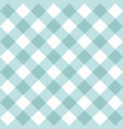 seamless sweet mint blue and white background vector image