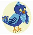 little birdie vector image