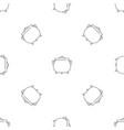 cauldron pattern seamless vector image