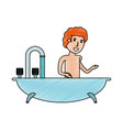 bath symbol isolated