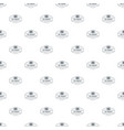 technology 3d printing pattern seamless vector image