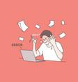 business work mental stress frustration anger