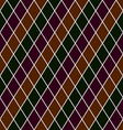 Seamless Pattern Rhombuses EPS10 vector image vector image