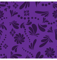 abstract background dark purple and gray vector image vector image