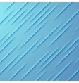 Abstract background with blue layers vector image vector image