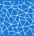 seamless geometric pattern creative vector image