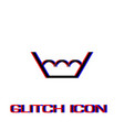 wash bowl icon flat vector image vector image