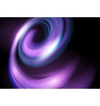 Abstract background swirl vector image