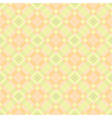 checkered background seamless pattern vector image vector image