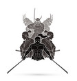 group of samurai ready to fight action